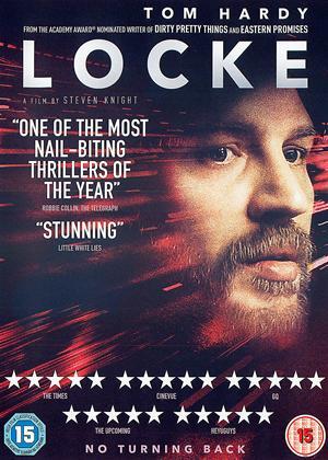 Locke Online DVD Rental