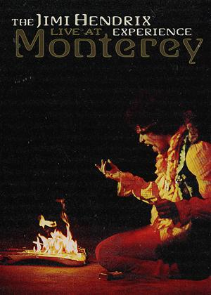The Jimi Hendrix Experience: Live at Monterey Online DVD Rental