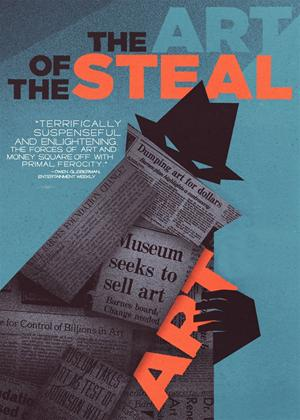 The Art of the Steal Online DVD Rental