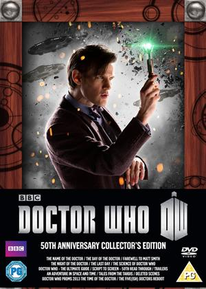 Rent Doctor Who: 50th Anniversary Online DVD Rental