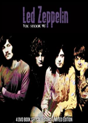 Rent Led Zeppelin: You Shook Me Online DVD Rental