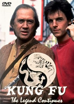 Kung Fu: The Legend Continues Online DVD Rental