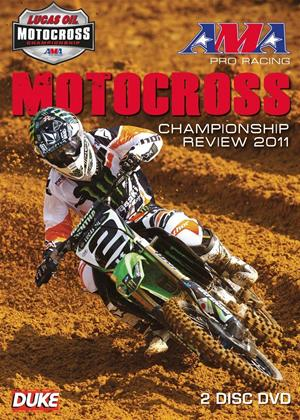 Rent AMA Motocross Championship Review: 2011 Online DVD Rental