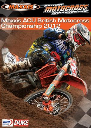 Rent British Motocross Championship Review: 2012 Online DVD Rental