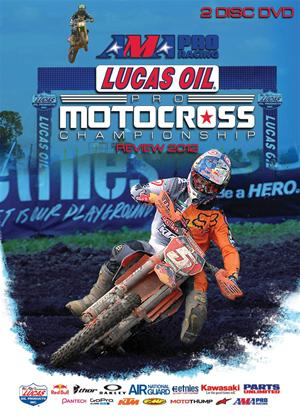 Rent AMA Motocross Championship Review: 2012 Online DVD Rental
