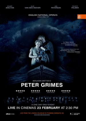 Peter Grimes: English National Opera Online DVD Rental