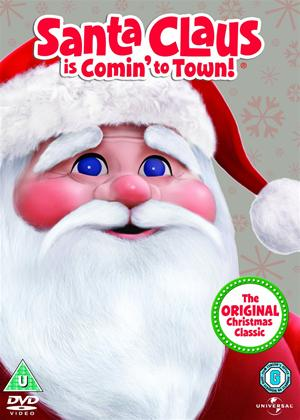 Santa Claus Is Comin' to Town Online DVD Rental