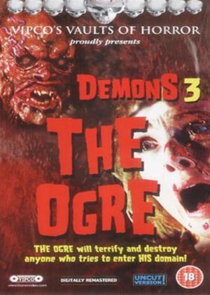 Demons 3: The Ogre Online DVD Rental