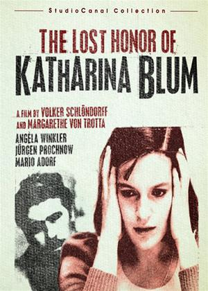 The Lost Honor of Katharina Blum Online DVD Rental