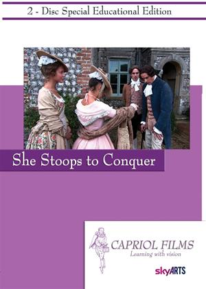 She Stoops to Conquer Online DVD Rental