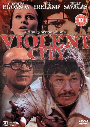 Violent City Online DVD Rental