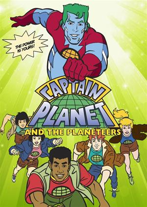 Rent Captain Planet and the Planeteers Online DVD Rental