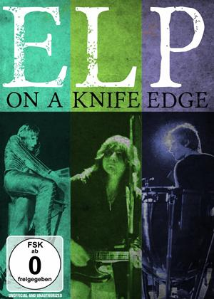 Rent Emerson Lake and Palmer: On a Knife Edge Online DVD Rental