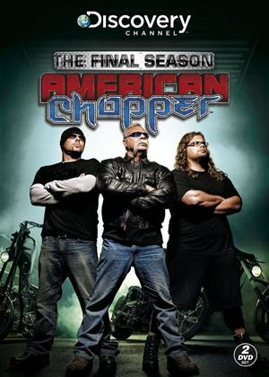 American Chopper: Series 9 Online DVD Rental