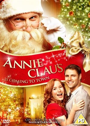 Annie Claus is Coming to Town Online DVD Rental