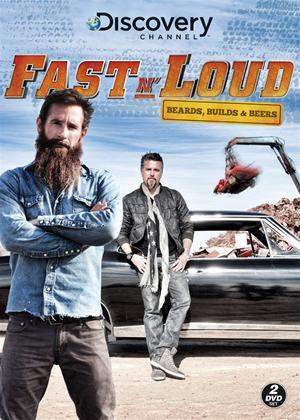 Fast N' Loud: Beards, Builds and Beers Online DVD Rental