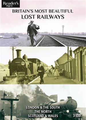 Rent Scotland and Wales: Remote Railways Online DVD Rental