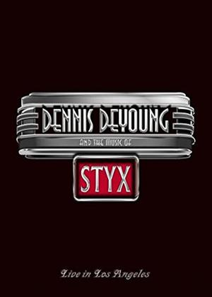 Dennis DeYoung: Dennis DeYoung and the Music of Styx Live in LA Online DVD Rental