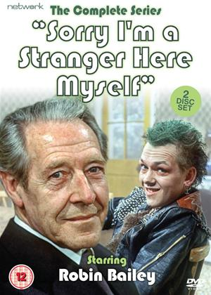 Sorry, I'm a Stranger Here Myself: Series Online DVD Rental