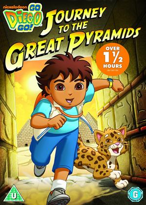 Rent Go Diego Go!: Journey to the Great Pyramids Online DVD Rental
