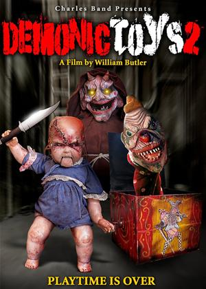 Rent Demonic Toys 2 Online DVD Rental