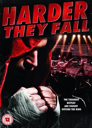 Harder They Fall Online DVD Rental