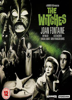 The Witches Online DVD Rental