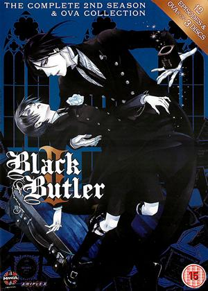 Black Butler: Series 2 Online DVD Rental