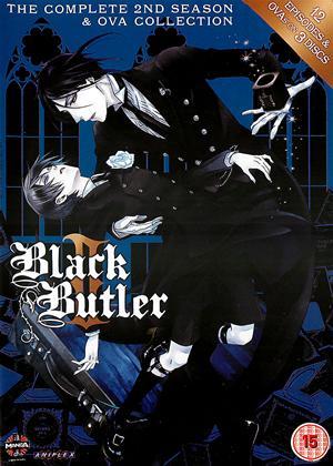 Rent Black Butler: Series 2 (aka Kuroshitsuji II) Online DVD Rental