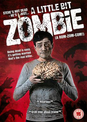 Rent A Little Bit Zombie Online DVD Rental