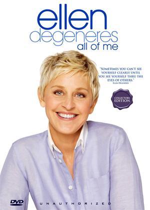 Rent Ellen DeGeneres: All of Me Online DVD Rental