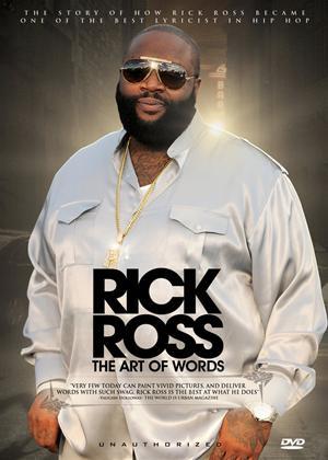 Rick Ross: The Art of Words: Unauthorised Online DVD Rental