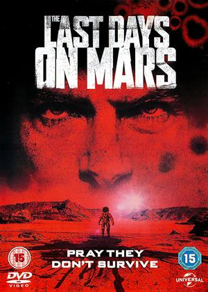 The Last Days on Mars Online DVD Rental
