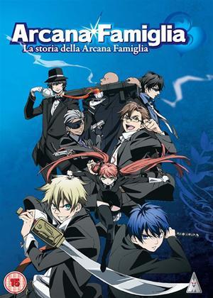 Arcana Famiglia: Series Online DVD Rental