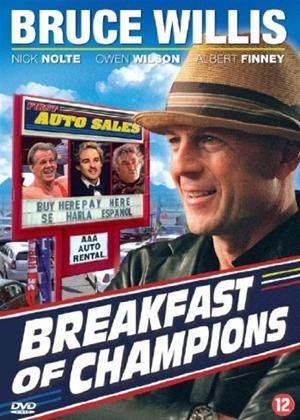 Breakfast of Champions Online DVD Rental