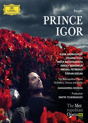 Rent Prince Igor: Metropolitan Opera (Noseda) Online DVD Rental
