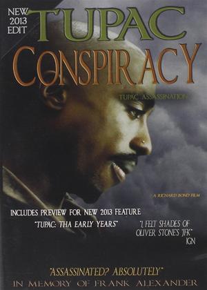 Tupac Shakur: Conspiracy Online DVD Rental