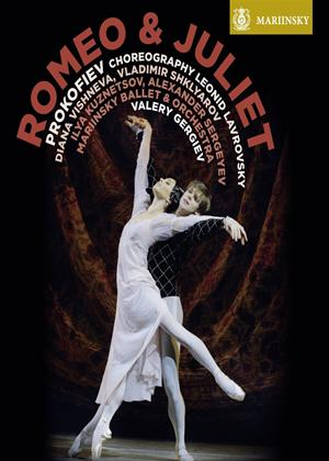 Rent Romeo and Juliet: Mariinsky Ballet Online DVD Rental