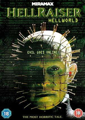 Hellraiser: Hellworld Online DVD Rental