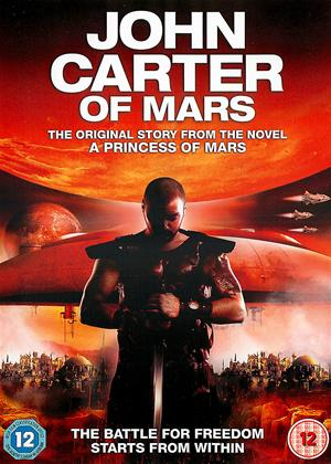 John Carter of Mars Online DVD Rental