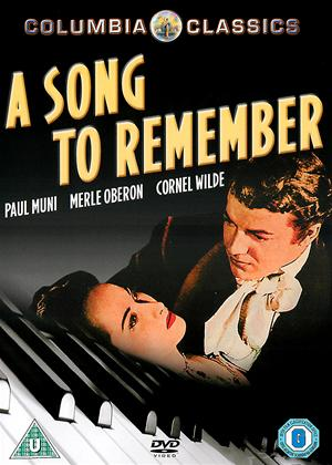 A Song to Remember Online DVD Rental