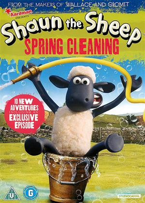 Rent Shaun the Sheep: Spring Cleaning Online DVD Rental
