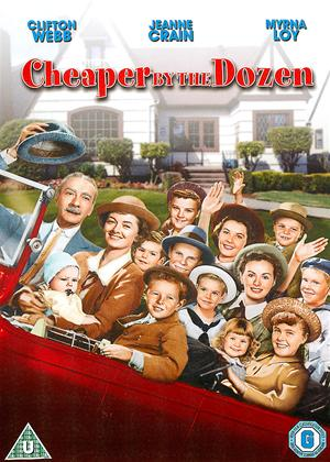 Rent Cheaper by the Dozen Online DVD Rental