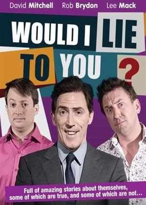 Rent Would I Lie to You?: Series 1 Online DVD Rental