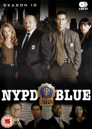 NYPD Blue: Series 10 Online DVD Rental