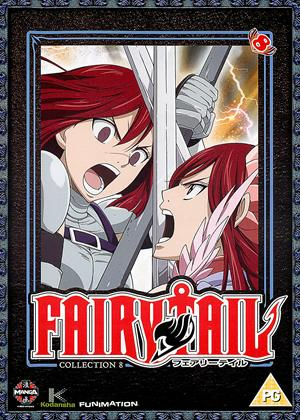 Fairy Tail: Part 8 Online DVD Rental