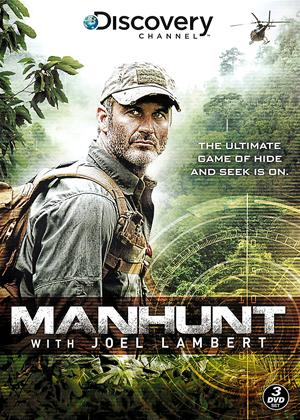 Rent Manhunt: Series 1 Online DVD Rental