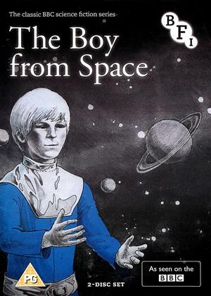 The Boy from Space Online DVD Rental