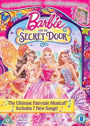 Rent Barbie and the Secret Door Online DVD Rental