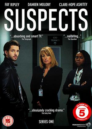 Suspects: Series 1 Online DVD Rental